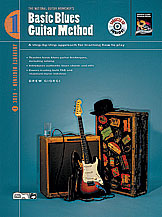 Basic Blues Guitar Method-Book and DVD