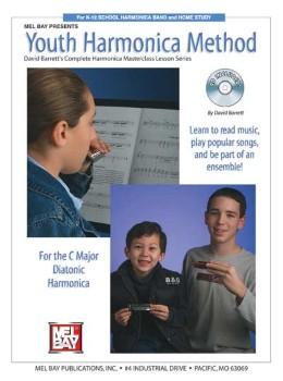 Youth Harmonica Method-Book and CD