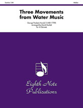 Three Movements from Water Music