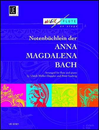 Notenbuchlein Der Anna Mag-Flute/Pf