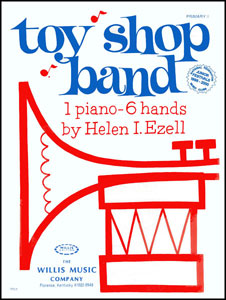 Toy Shop Band-1 Piano 6 Hands