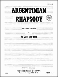 Argentinian Rhapsody-2 Pianos 4 Ha