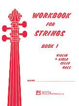 Workbook for Strings Volume 1
