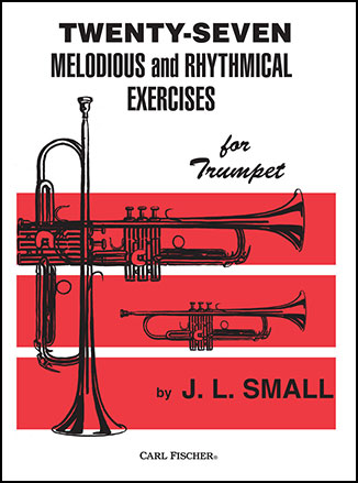 27 Melodious and Rhythmical Exercises