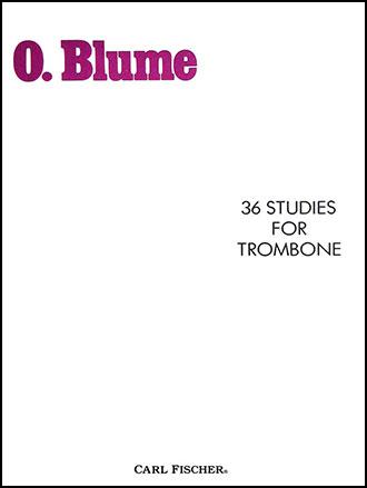 36 Studies for Trombone