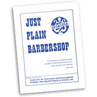 Just Plain Barbershop