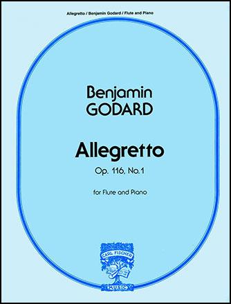 Allegretto Op. 116 No. 1-Flute Solo
