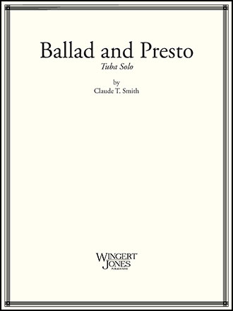 Ballad and Presto Dance