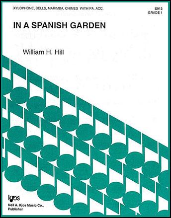 In a Spanish Garden