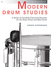 Modern Drum Studies
