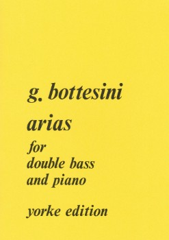 Arias for Double Bass