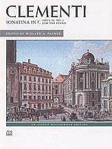 Sonatina in C Major, Op. 36, No. 1