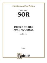 12 Etudes Op. 29