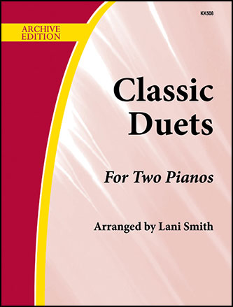 Classic Duets for Two Pianos No. 4