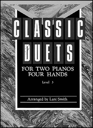 Classic Duets for Two Pianos No. 3