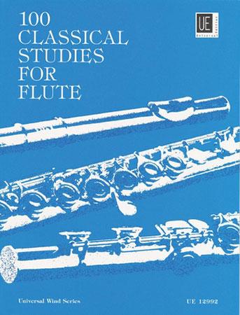 100 Classical Studies-Flute