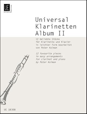 Universal Clarinet Album 2