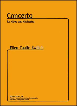 Concerto-Oboe/Piano