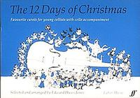 12 Days of Christmas-Cello Duet