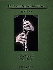 80 Graded Studies for Oboe Book 2