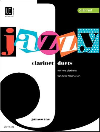 Jazzy Duets-Clarinet Duet