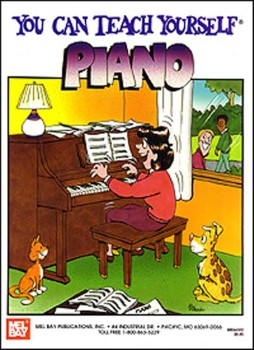 You Can Teach Yourself Piano-Book