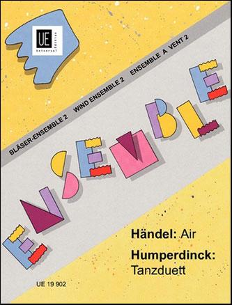 Air and Tanzduett-Wind Ensemble