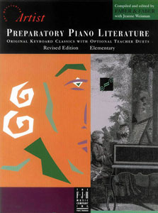 Developing Artist Piano Literature Series
