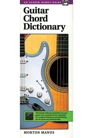 Guitar Chord Dictionary
