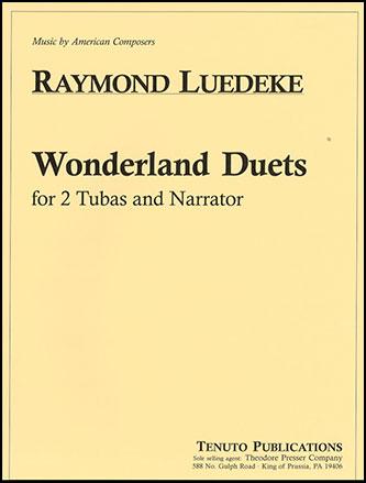 Wonderland Duets-Tuba Duet