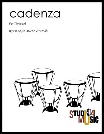 Cadenza for Timpani