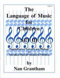 Language of Music for Children No. 3
