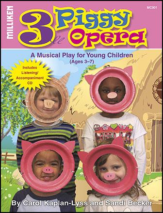 Three Piggy Opera-Score/Cassette