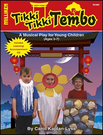 Tikki Tikki Tembo-Score/Cassette