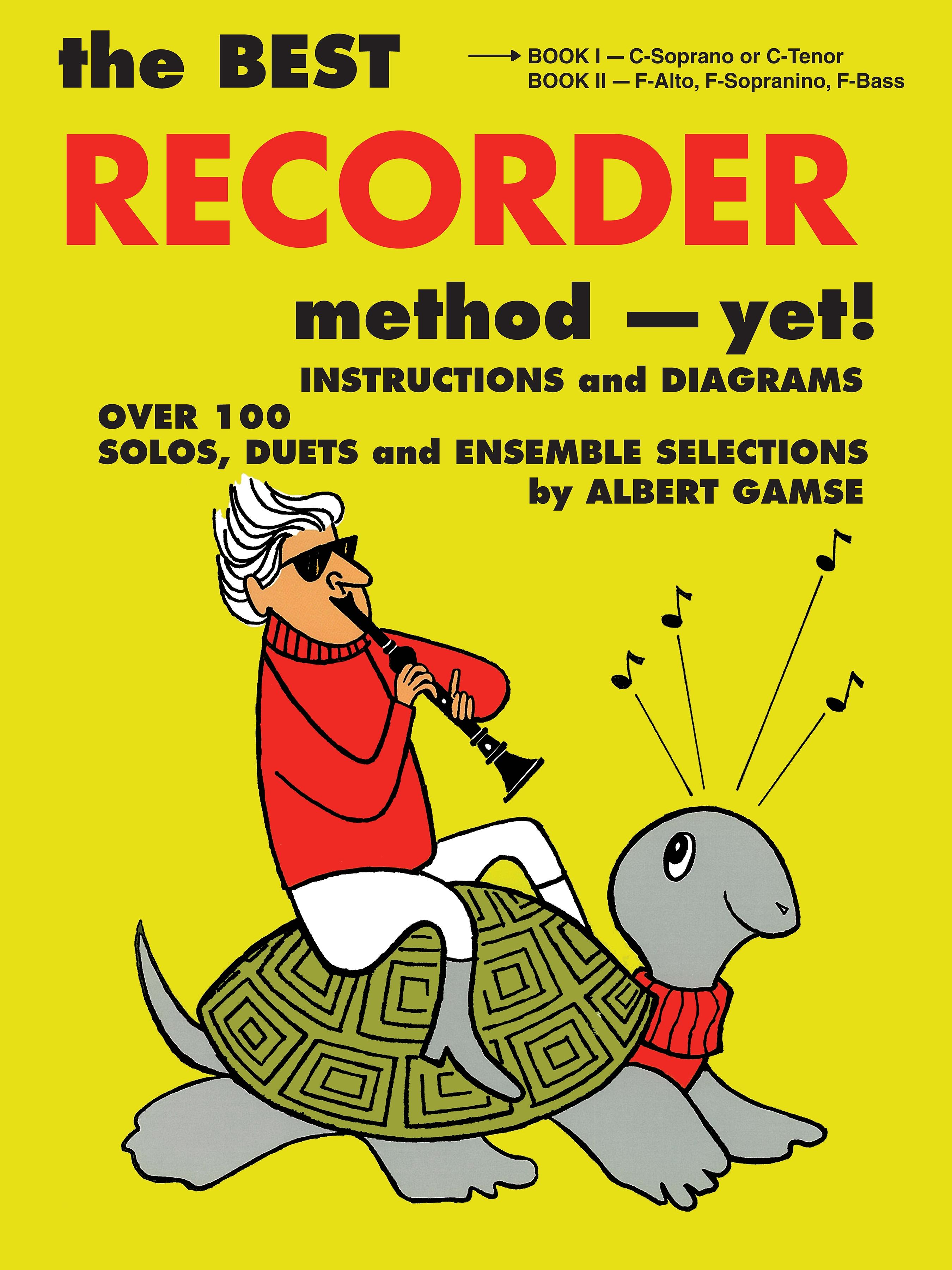 Best Recorder Method Yet-Soprano