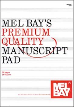 Manuscript Pad 96 Sheet-10 Stave