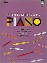 Contemporary Piano-12 Favorites Arr