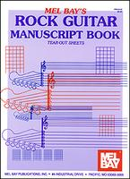 Manuscript-Rock Guitar Manuscript