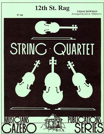 12th Street Rag-String Quartet