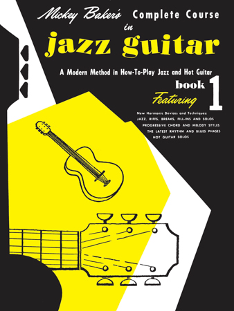 Complete Course in Jazz Guitar, Book 1 Cover