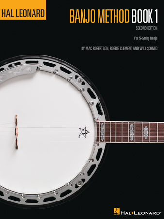 Hal Leonard Banjo Method No. 1-Book Only