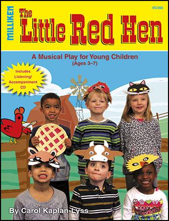 Little Red Hen-Score/Cassette