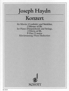 Concerto in F Major, Hob Xviii:3