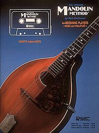 Hal Leonard Mandolin Method-Book Only by DELGROSSE| J W  Pepper