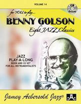 Jamey Aebersold Jazz, Volume  14 (Benny Golson)
