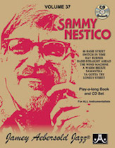 Jamey Aebersold Jazz, Volume  37 (Sammy Nestico)