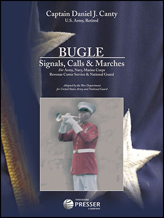 Bugle Signals, Calls & Marches brass sheet music cover