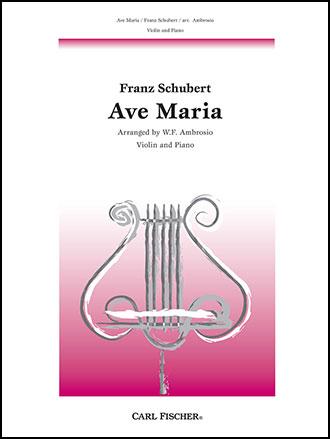Ave Maria-Violin