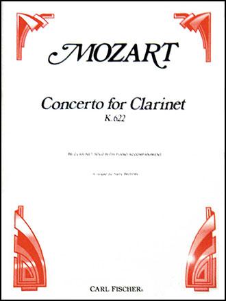 Concerto, K. 622, Op. 107
