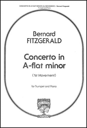 Concerto in a Flat Minor-Trumpet